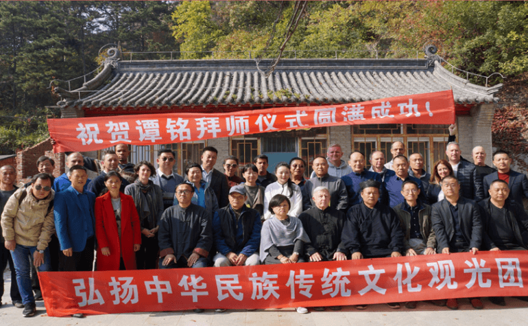 China Trip – November Newsletter