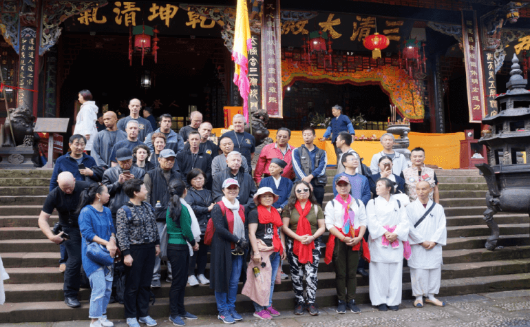 China Trip Part 2 – December Newsletter
